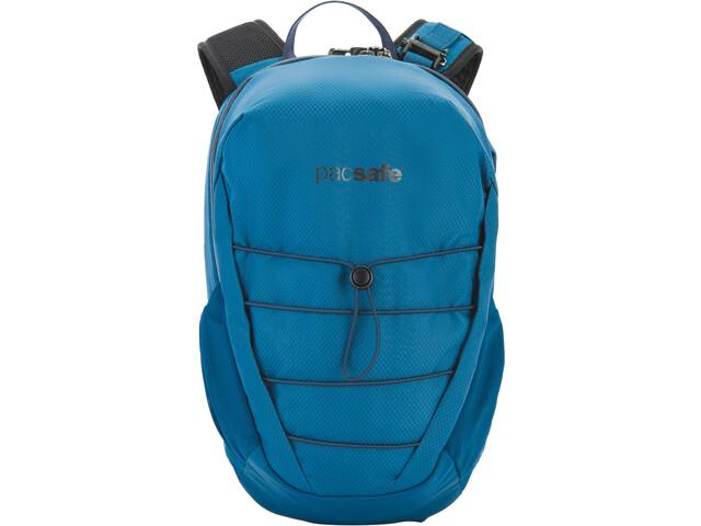 Pacsafe Venturesafe X12 Mochila, blue steel